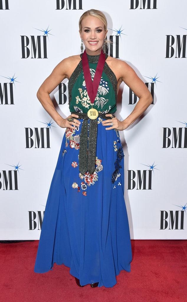 Carrie Underwood, Fashion Police widget