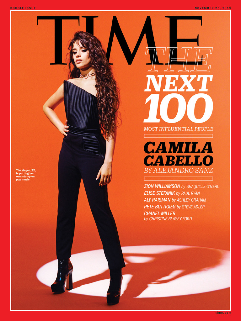 Time 100 Next, Awkwafina, Camila Cabello, Zion Williamson, Emily Weiss, Chanel Miller, Carlos Alvarado Quesada