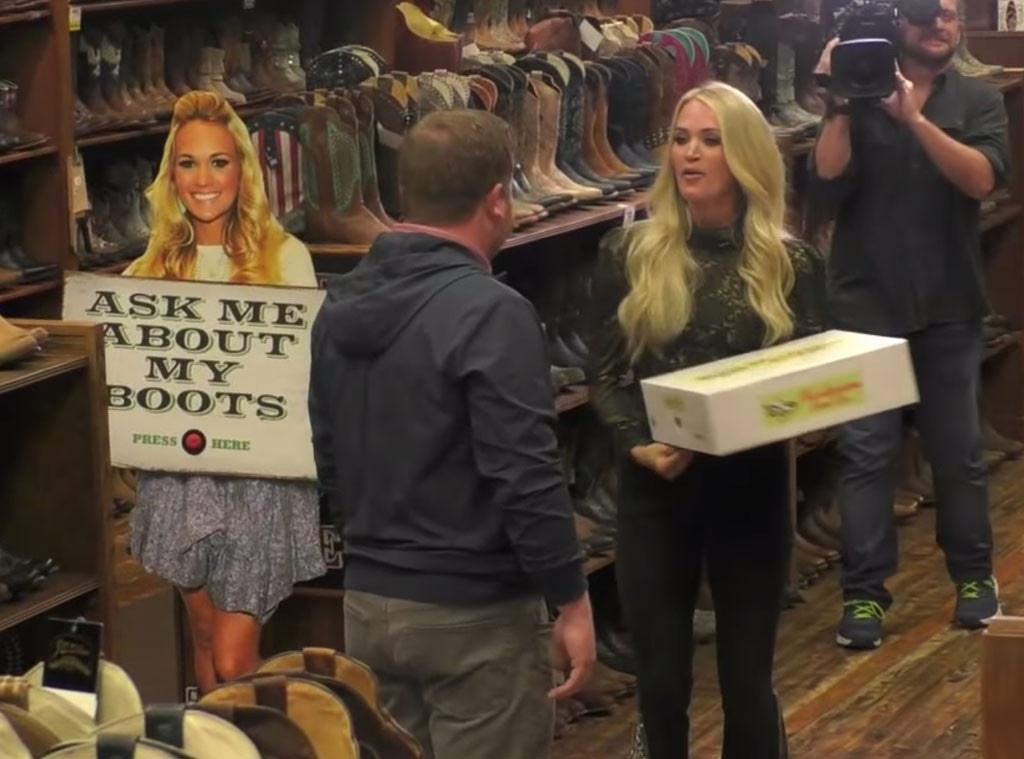 Carrie Underwood, Jimmy Kimmel Live