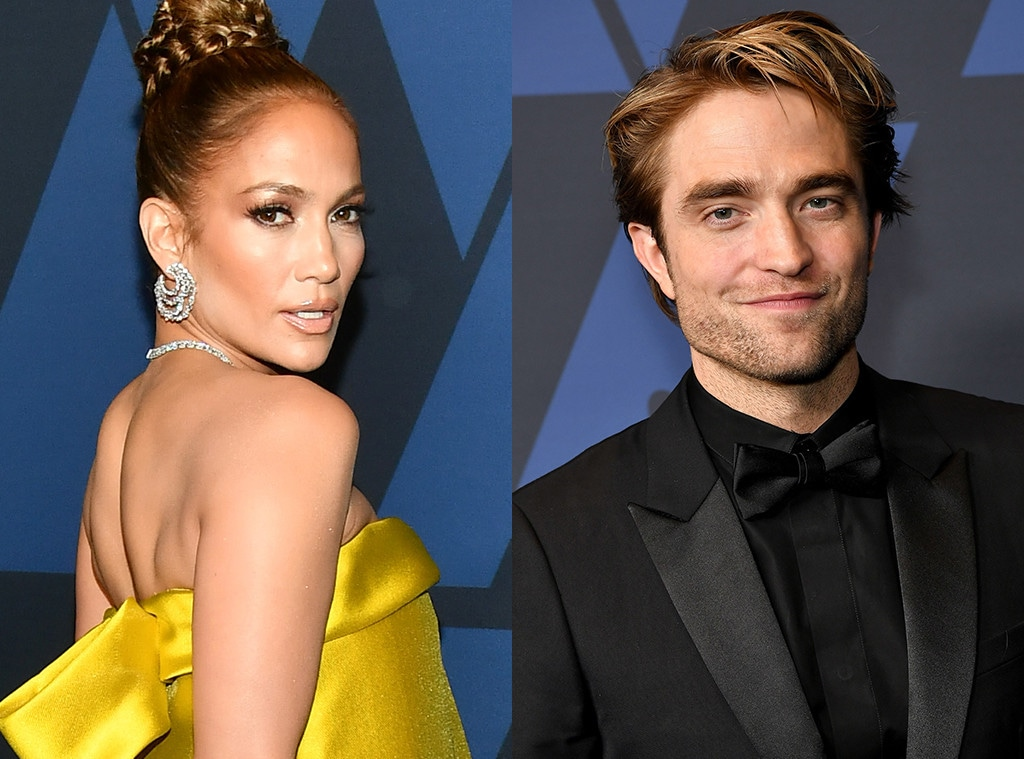 Jennifer Lopez, Robert Pattinson