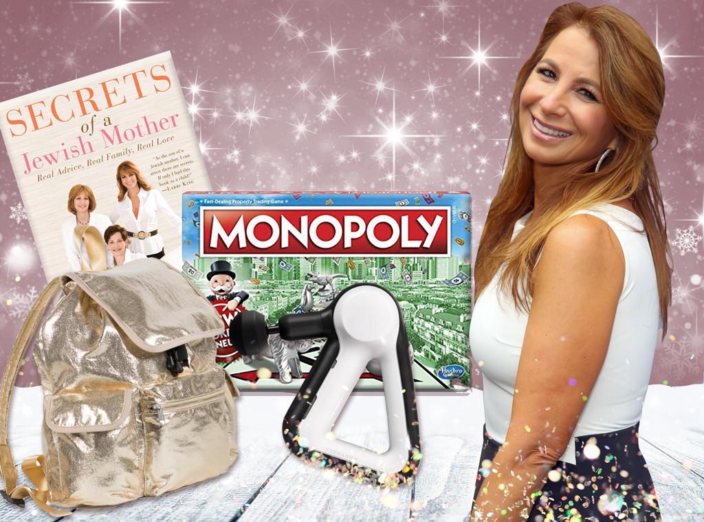 E-Comm: Jill Zarin, Holiday Gift Guide