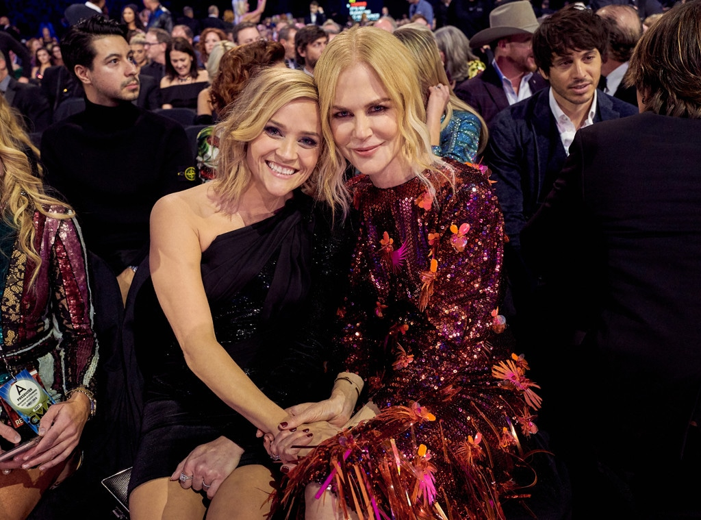 Reese Witherspoon, Nicole Kidman, 2019 CMA Awards, Red Carpet Fashion, Show