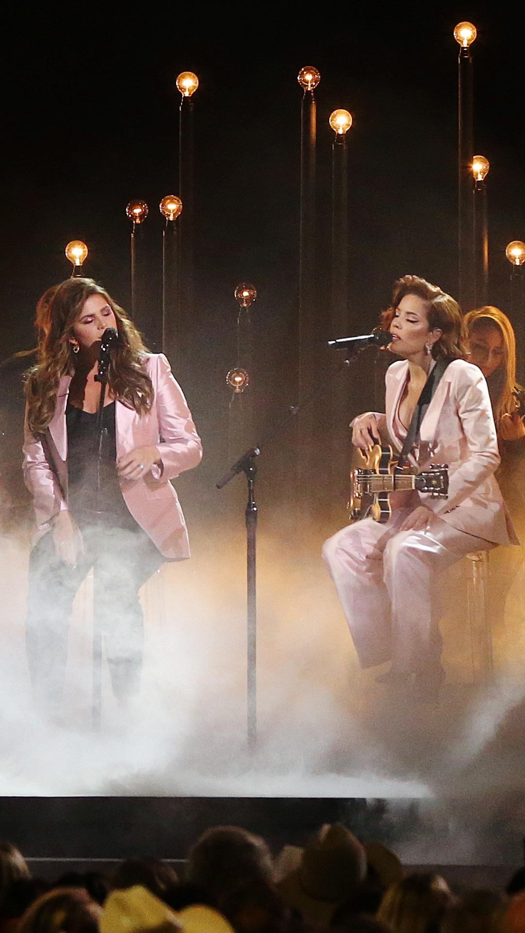 Lady Antebellum, Halsey, 2019 CMA Awards