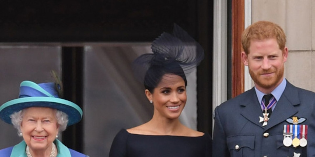 Inside Meghan Markle and Prince Harry's Ever-Changing Relationship With Queen Elizabeth II - E! Online.jpg