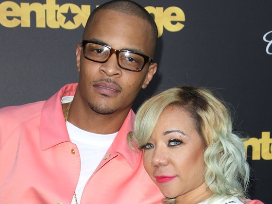 T.I.'s Wife Tiny Rolls Her Eyes at Concern Over Deyjah Harris