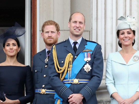 Prince Harry and Prince William Hint at End to Rumored Royal Rift