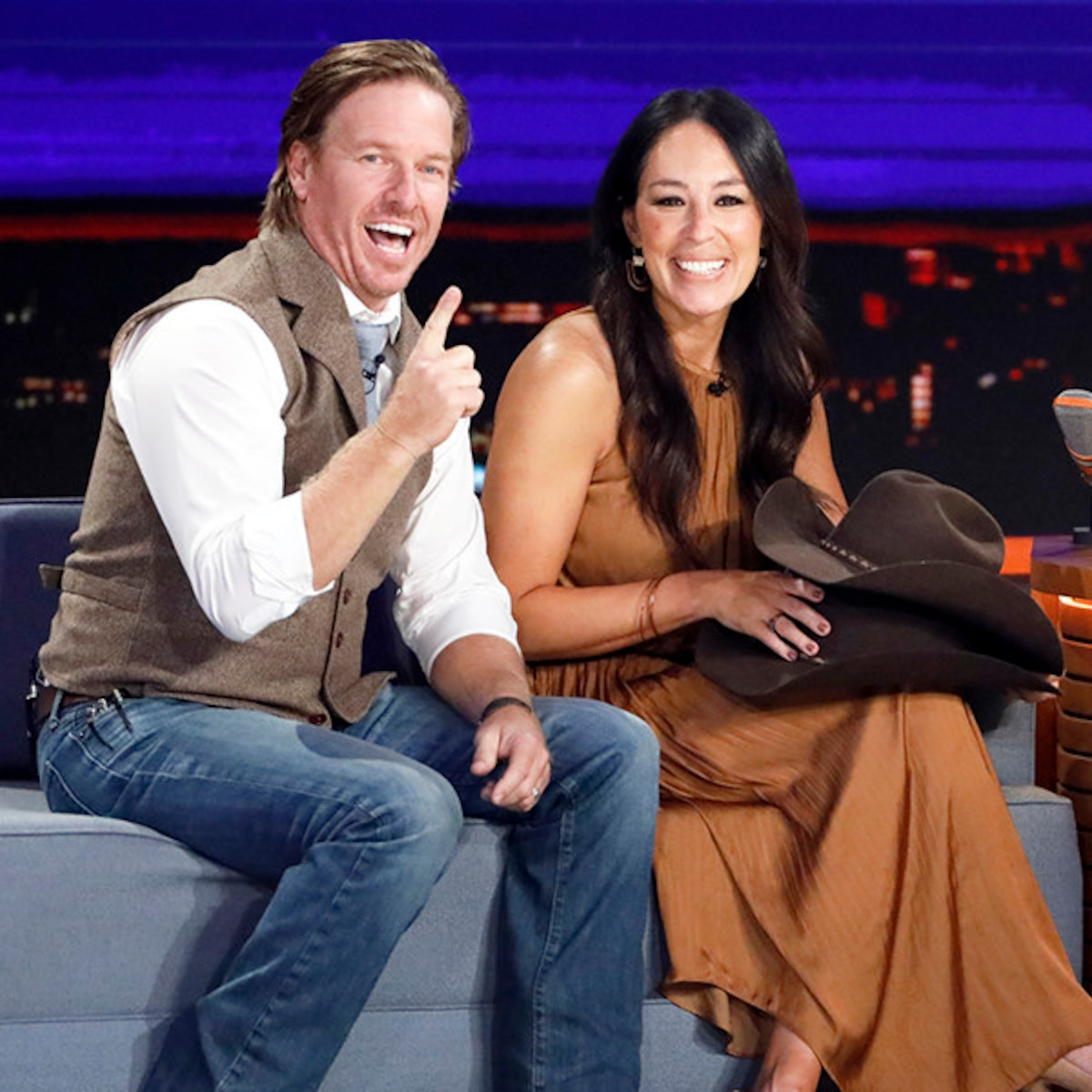 Why 2020 Is Shaping Up To Be Chip And Joanna Gaines Biggest Year Yet E Online