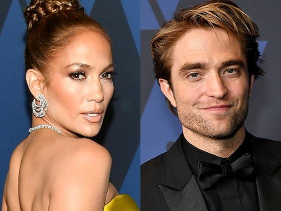 Jennifer Lopez Has a Surprising Nickname For Robert Pattinson