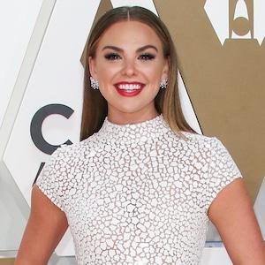 Hannah Brown, 2019 CMA Awards, Red Carpet Fashion