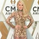 Carrie Underwood's Fashion at the 2019 CMA Awards