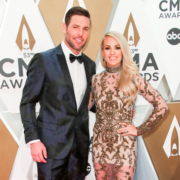 Why Carrie Underwood Never Thought She'd End Up With Mike Fisher