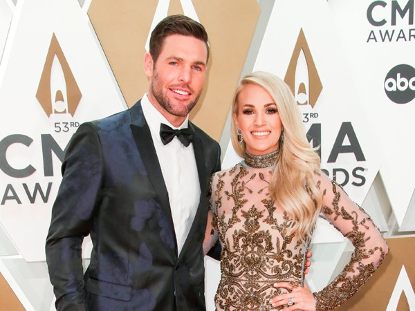 "Why Carrie Underwood ""Never"" Thought She'd End Up With Someone Like Mike Fisher"