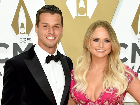 Miranda Lambert and Brendan McLoughlin's 2019 CMA Awards Style Is Red Carpet Goals