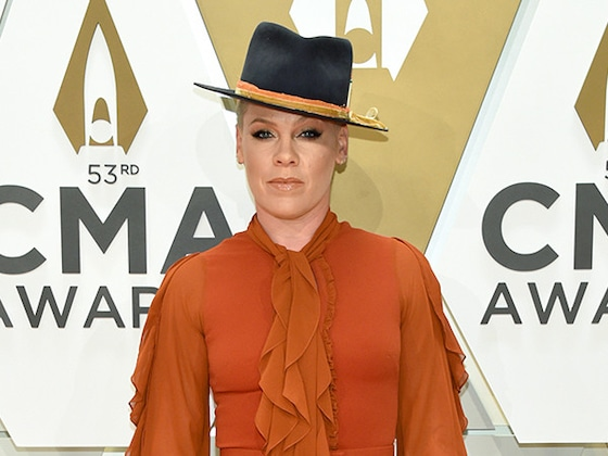 """Pink Is """"Letting Go"""" Of 2019 With An Edgy New Buzz Cut"""