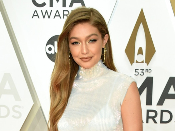 Gigi Hadid's Candid Photos From the CMA Awards Prove Reese Witherspoon Is Always the Life of the Party
