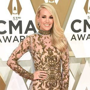 Carrie Underwood, 2019 CMA Awards, Fashion