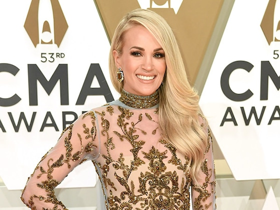 See All of Carrie Underwood's Showstopping Looks at the 2019 CMA Awards