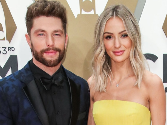 Go Behind the Scenes of the 2019 CMA Awards With Lauren Bushnell and Chris Lane