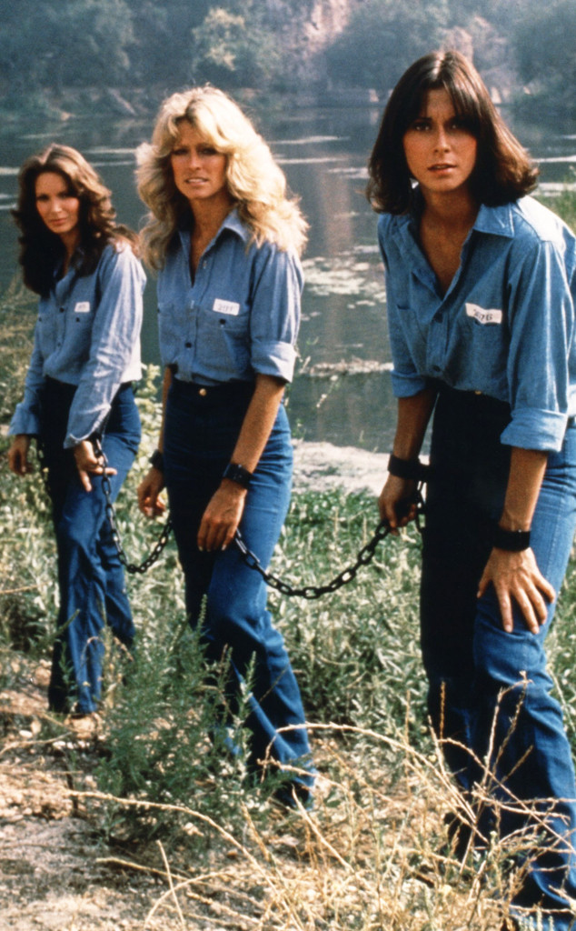 Charlies Angels, Jaclyn Smith, Farrah Fawcett, Kate Jackson