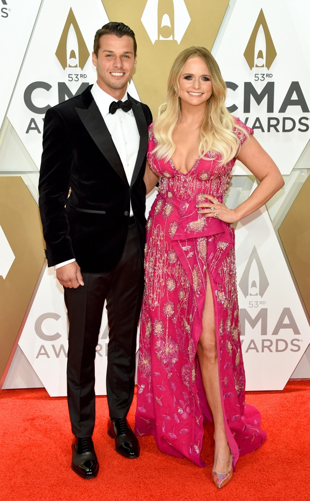 Brendan Mcloughlin, Miranda Lambert, 2019 CMA Awards, Couples