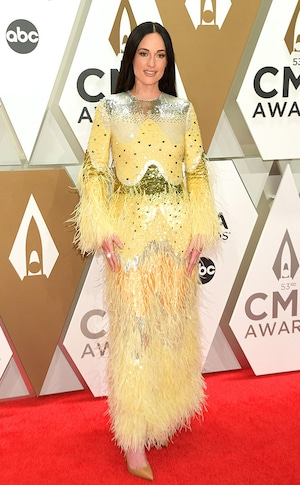 Kacey Musgraves, 2019 CMA Awards, Red Carpet Fashion