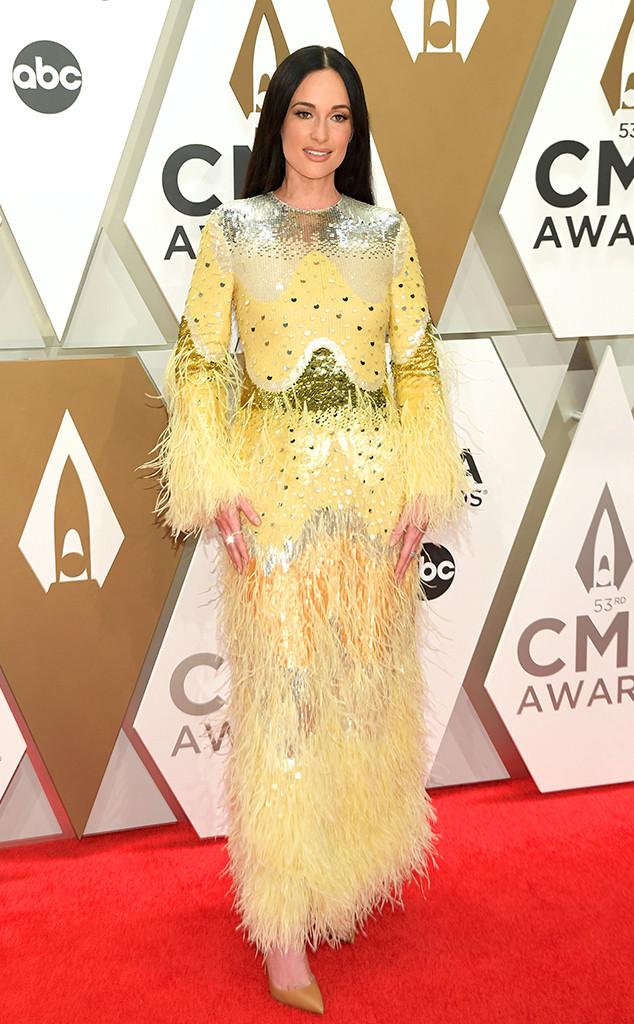 Kacey Musgraves, 2019 CMA Awards, Red Carpet Fashion
