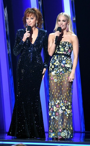 Reba McEntire, Carrie Underwood, Dolly Parton, 2019 CMA Awards, Show