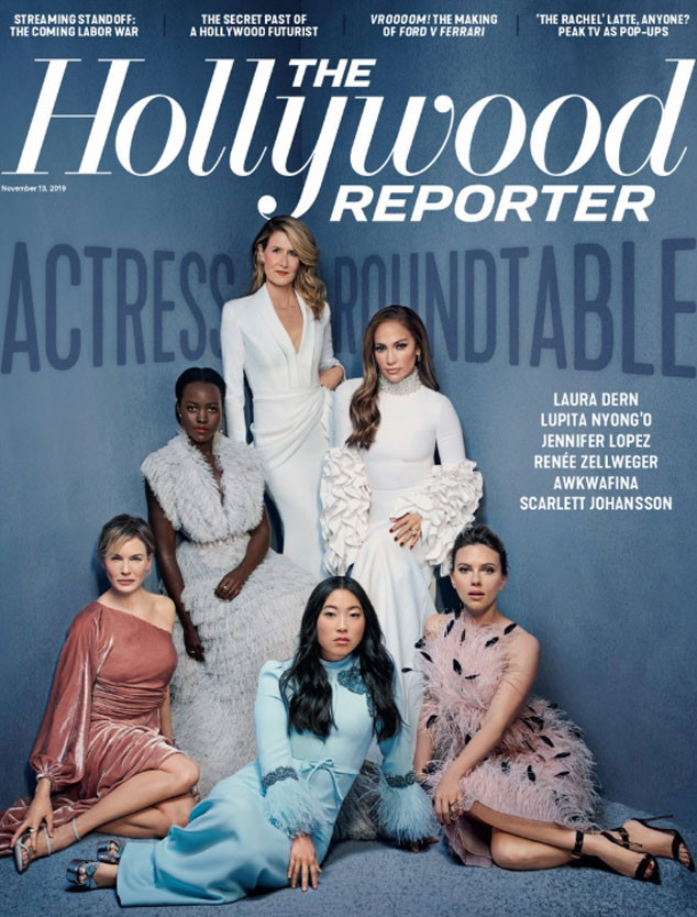 Jennifer Lopez, Laura Dern, Scarlett Johanson, Lupita Nyong'o, Awkwafina, Renee Zellweger