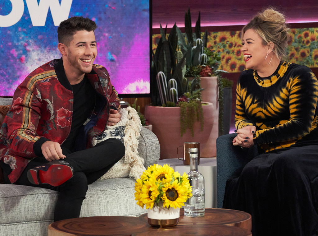 Nick Jonas, The Kelly Clarkson Show 2019