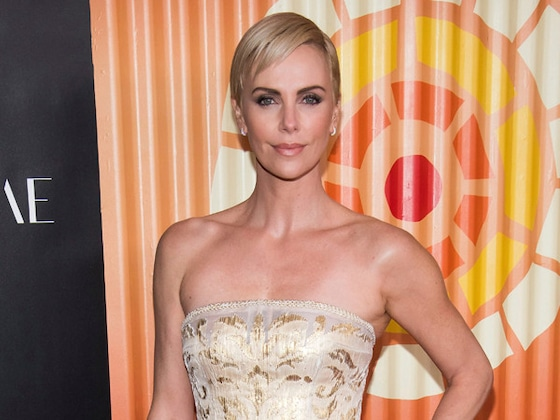 How Charlize Theron Is Teaching Her Kids to Give Back