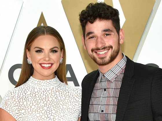Hannah Brown Is Still Fueling Romance Rumors With Her <i>DWTS</i> Partner Alan Bersten