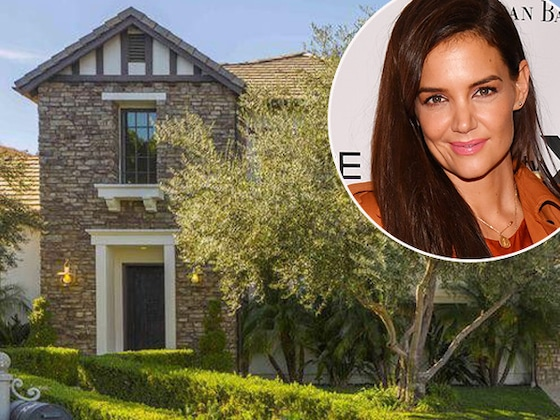 Go Inside Katie Holmes' $4.6 Million Calabasas Home