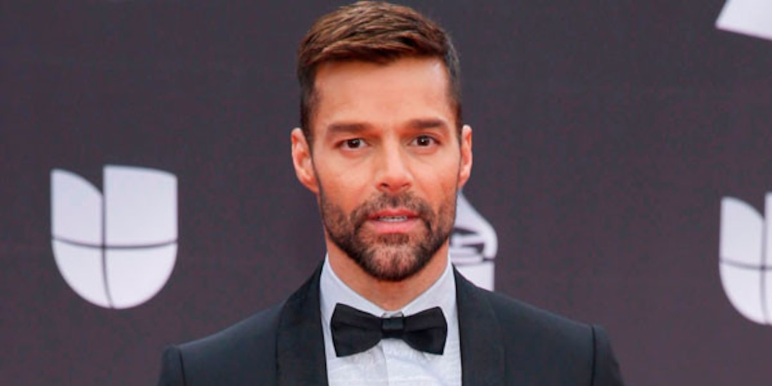 Ricky Martin's 2-Year-Old Daughter Lucía Hilariously Informed Him She's Not Impressed by His Singing - E! Online.jpg