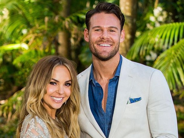 """<i>The Bachelorette Australia</i>'s Angie Kent Reveals Why Her Relationship With Carlin """"Just Felt Right"""""""
