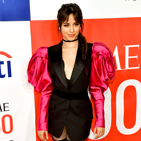 Camila Cabello and More Stars Turn Out for TIME 100 Next Gala 20