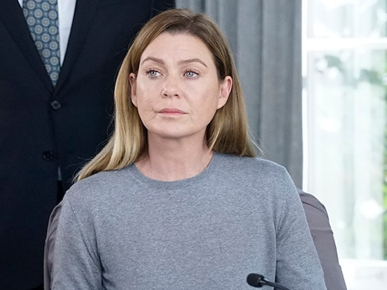 <i>Grey's Anatomy</i> Brought Back All of Meredith's Past for Incredible 350th Episode