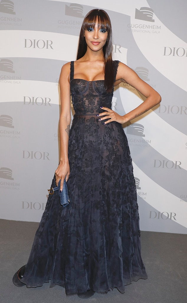 Jourdan Dunn, Fashion Police Widget