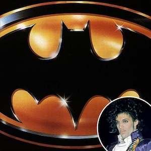 Pop Star Movie Soundtracks, Batman 1989, Prince
