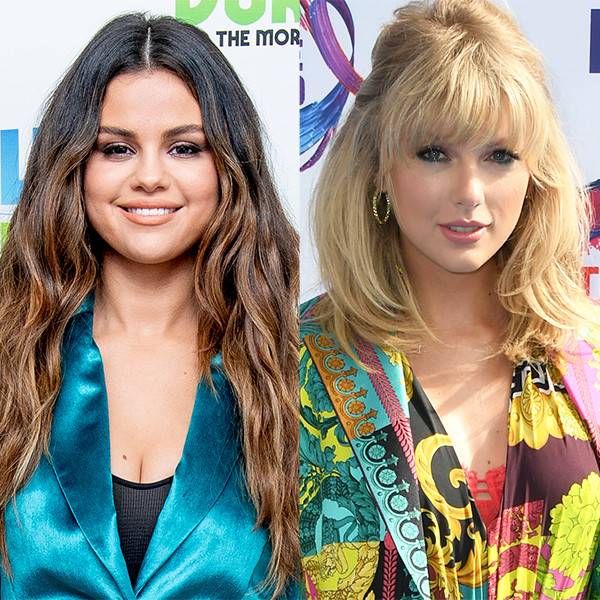Selena Gomez Defends Taylor Swift Over Scooter Braun Music Battle 10