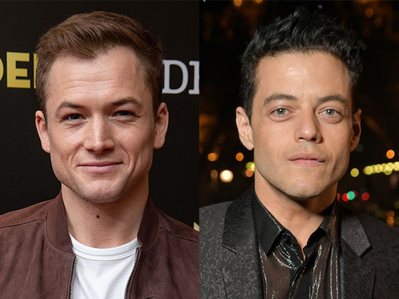 What Taron Egerton Really Thinks of Rami Malek Lip Syncing In <i>Bohemian Rhapsody</i>
