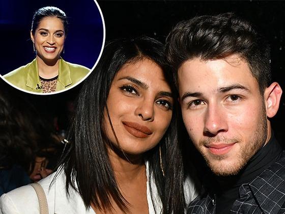 "Priyanka Chopra Asked Lilly Singh to ""Destroy"" Nick Jonas With Turmeric Body Scrub At Their Wedding"