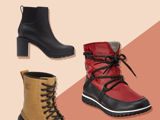 Ugg, Sorel & More Designer Boots to Conquer Any Cold Front Up to 50% Off
