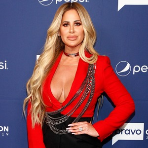 Kim Zolciak-Biermann, BravoCon 2019, Fashion Police widget