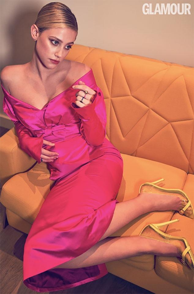 Lili Reinhart, Glamour UK, November 2019
