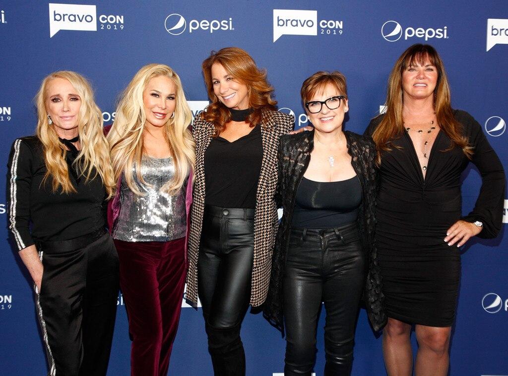 BravoCon 2019, Kim Richards, Adrienne Maloof, Jill Zarin, Caroline Manzo, Jeana Keough