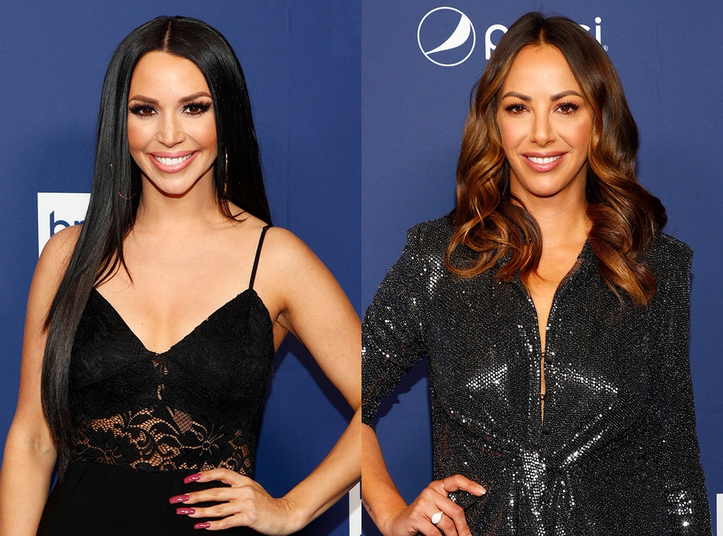 Scheana Shay Has Passed The Single Torch To Kristen Doute E Online