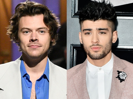 Harry Styles Shades Zayn Malik on <i>SNL</i>: See His Best Hosting Moments