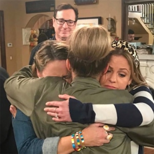Fuller House, Final Days, Instagram
