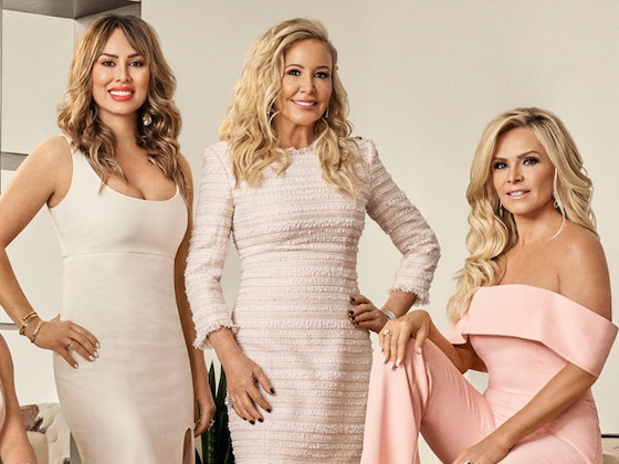 <i>RHOC</i> Stars Get Real About Their Relationships: Exes, an Engagement and So Much Drama