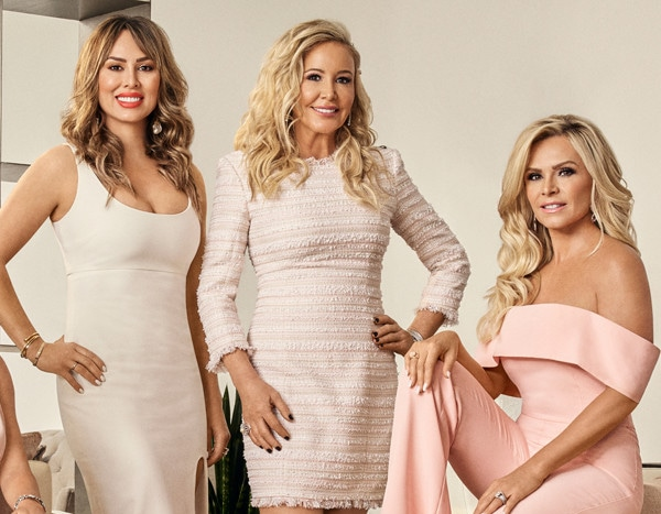 RHOC Stars Get Real About Their Relationships: Exes, an Engagement and So Much Drama